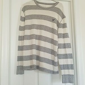 Thermal  Striped Shirt